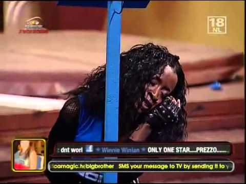 Lady May Bringing The House Down   Big Brother Africa StarGame   Africa's Top Reality TV Show