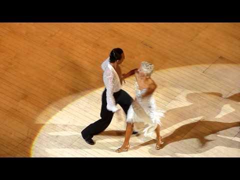 59th international championship Michael Malitowski& Joanna Leunis Samba
