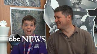 9-year-old makes plea for NASA job - ABCNEWS