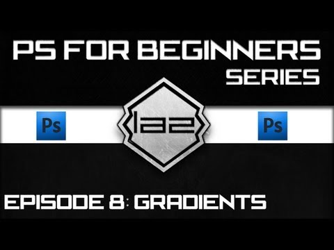 # 8 Photoshop -Tutorial for Complete Beginners ~ CS5 / CS5.1 Extended - Layer Styles, Gradients