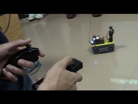 Bescor MP-101 and Arduino Tutorial - protechycom