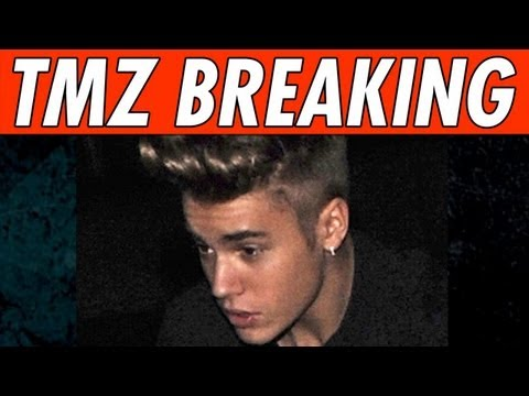 Justin Bieber -- Drugs Found in Tour Bus Raid!