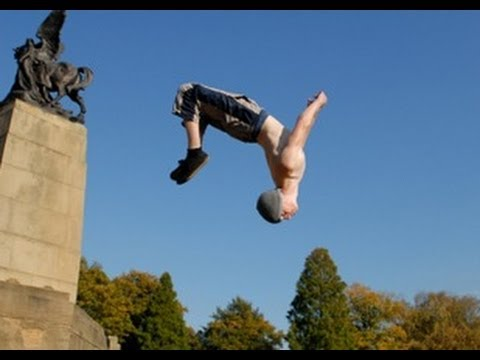 GoPro HD: Parkour & Flips