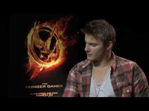 Indigo Exclusive: Stars of The Hunger Games