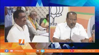 Communal Harmony Disrupted in KCR Govt | BJP Indrasena Reddy | iNews - INEWS