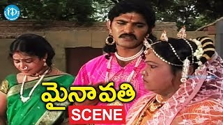 Mynavathi Movie Scenes - Amar Singh Comes To Know About His Mother Behaviour || Anil - IDREAMMOVIES