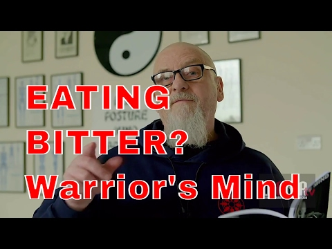 EATING BITTER, GRADINGS, & AWARDS?  Warrior's Mind