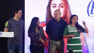 Rani Mukerji At The Song Launch of 'Oye Hichki' Song Of Hichki | Part 2 - HUNGAMA
