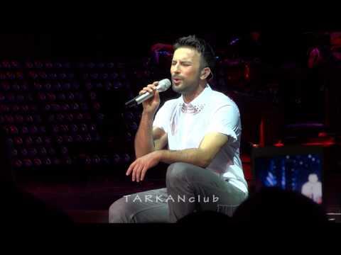 TARKAN: Verme Live @ Harbiye Istanbul - September 2nd 2013