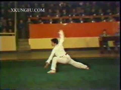 Jet Li -championnat of china 1978 [chung quan]
