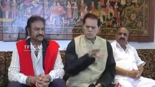 Mohan Babu 40 Years Film Career Curtain Raiser Press Meet | TFPC - TFPC