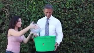 فيديو هل نفذ باراك أوباما تحدي