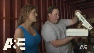 aetv storage wars 2014 adler pool tables video storage wars a e