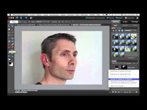 Changer la couleur de vos cheveux avec Photoshop Elements