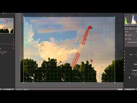 DepthOfFeel.ca - Quick Tip Video - Using the Crop Overlay in Lightroom