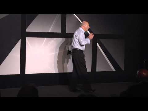 TEDxStLouis - Ron Shaich - Panera Cares Cafe