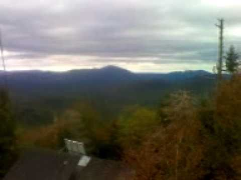 Goodnow Mountain, Sept.10 2010 (Approx 5:20pm)