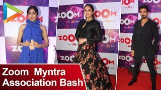 Red Carpet Of The Zoom Styled By Myntra Party | Part 1 - HUNGAMA
