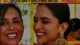 Pics Of Deepika Padukone And Ranveer Singh From Bengaluru Reception. What's The Word? Gorgeous - NEWSXLIVE