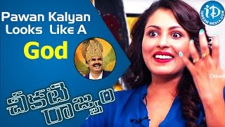 Pawan Kalyan Looks Like A God - Madhu Shalini || Talking Movies with iDream - IDREAMMOVIES