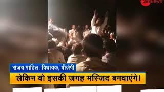 Karnataka Assembly elections 2018: BJP lawmaker Sanjay Patil sparks row with hate speech - ZEENEWS