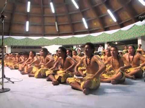 Samoan Rhythmic Clapping