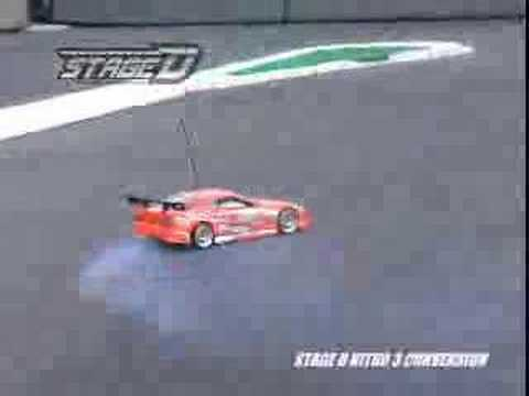 Drifting R/C Car