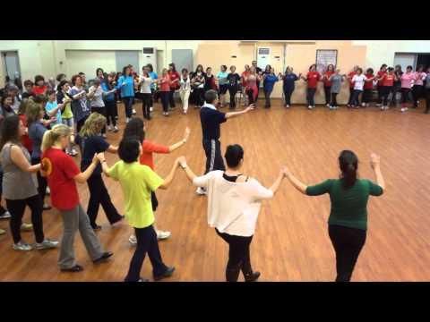 ΚΑΡΑΓΚΟΥΝΑ ..Σεμινάριο παραδοσιακών χορών με τον ΣΑΚΗ ΠΑΛΗΟΓΙΑΝΝΗ 25-4-13