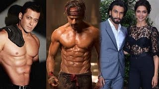Salman Khan is better then Shahrukh Khan, Deepika Padukone worried for Ranveer Singh