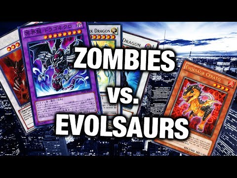 Fear the Swarms - Zombies vs.  Evolsaurs