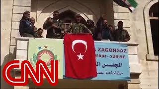 Erdogan: Afrin town center under control - CNN