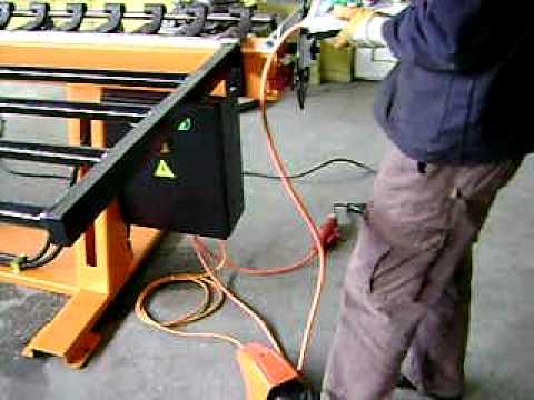 Maquina para dobrar malha de aço RENTALMAQUINAS MG (31)3352-6897