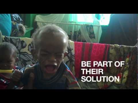 Islamic Relief UK: East Africa Crisis Appeal - Children in Need