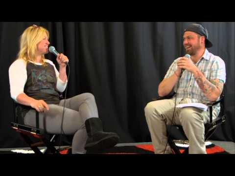 Kelly Clarkson - Interview - Kiss 108, Boston (May 1, 2013)
