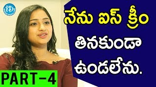 TV Artist Ashika Gopal Padukone Exclusive Interview Part #4 || Soap Stars With Anitha - IDREAMMOVIES