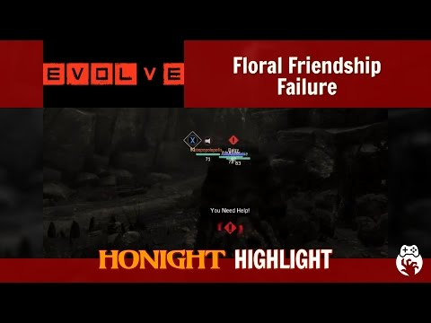 Evolve - Floral Friendship Failure