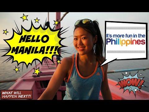 ♥ PHILIPPINES VIDEO DIARY ♥ 10 DAYS IN MANILA ♥ TRAVEL VLOG ♥