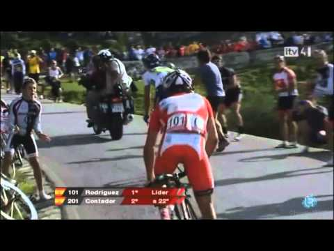 Alberto Contador La Vuelta a  Espaa 2012 @ Highlights HD