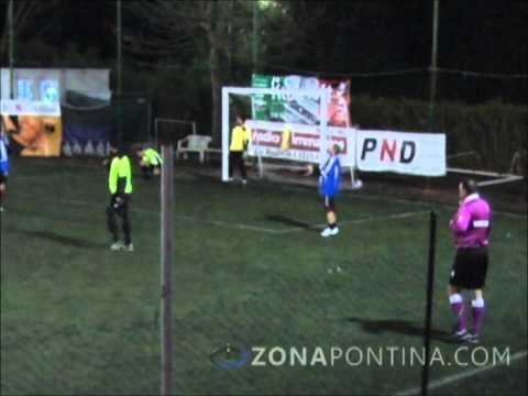 Finale Zonapontina Christmas 2014 - Girone calcio a 6