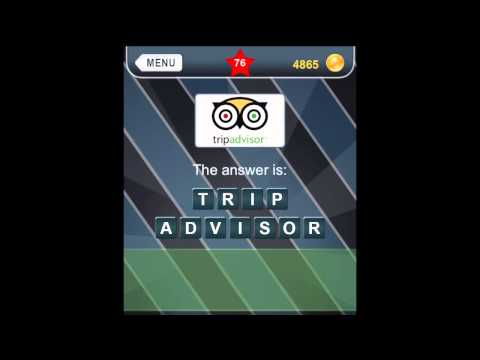 What's That Logo? - Level 71-80 Answer Walkthrough | What's That Logo