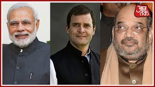 Modi In Kashi, Rahul in Bhopal, Shah In Udaipur; Assembly Election Race Heats Up - AAJTAKTV