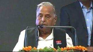 Mulayam pulls up Akhilesh government for 'slow pace of work' in Uttar Pradesh - NDTV