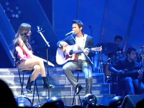 Sam Milby and Anne Curtis (Annebisyosa Concert)