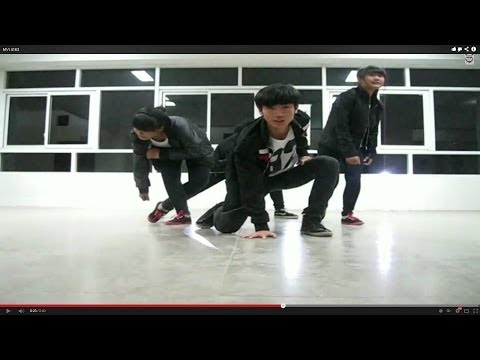 Everybody-SHINee Dance cover by LUVI