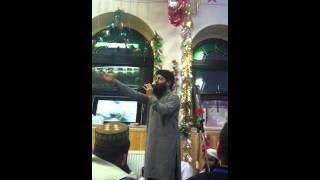 Sajid raza qadri @ jamia rasoolia islamic centre