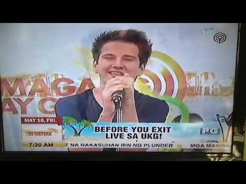 Before You Exit on Umagang Kay Ganda