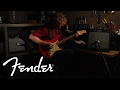 FENDER® PRO JUNIOR™ III & STRAT®: