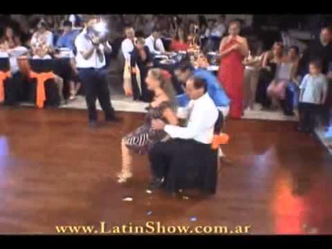 SHOW DE PAREJA DE BAILE SALSA Y LATINO PARA CASAMIENTOS  BODAS