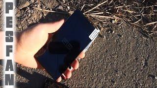Посылка из Китая - ОЧЕНЬ тонкий телефон! Elephone p10c