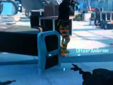 BO2 campain glitch rainbow cops
